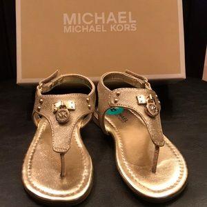 Girls Michael Kors Sandals